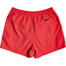 Quiksilver Everyday Volley 15 Shorts Hombre, rojo